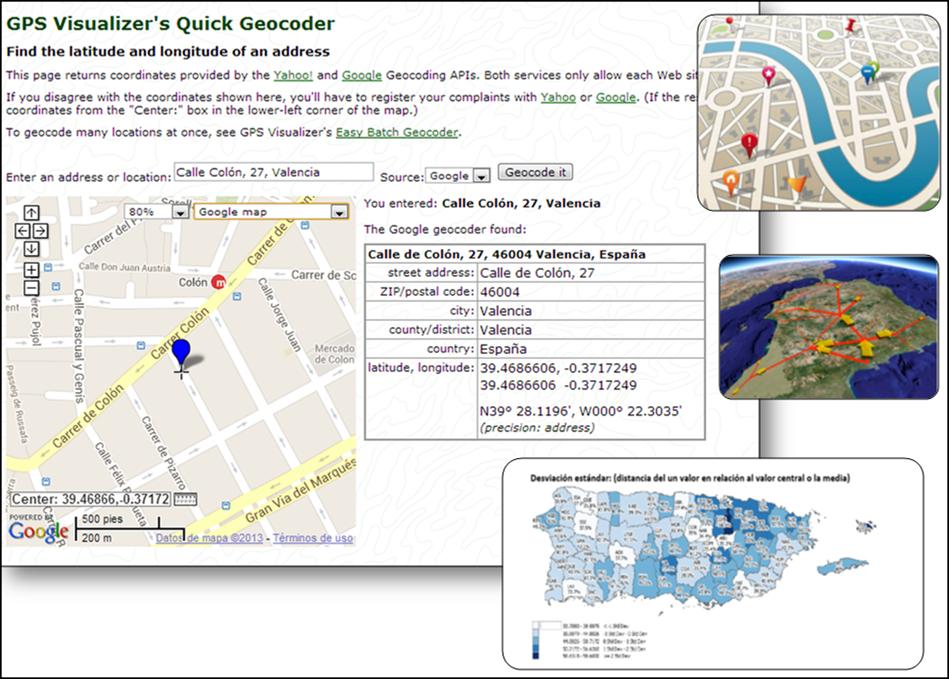 Sacando el m�ximo rendimiento al geomarketing: Los SIG aplicados y ...